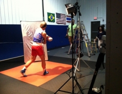 Olympic Boxer