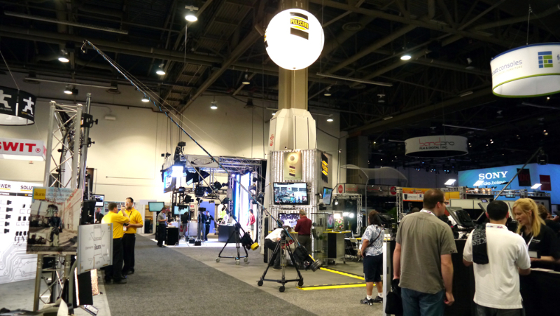 Pole Cam Booth