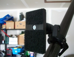 Custom mount for new camera.